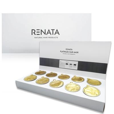 RENATA蕾娜塔 鉑金修護髮膜(30g*10入) 盒裝