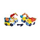 Playful Toys 頑玩具 益智拆裝工程車