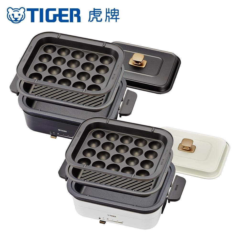 (6/7-20送5%超贈點)TIGER虎牌 多功能方型電火鍋 CRL-A30R