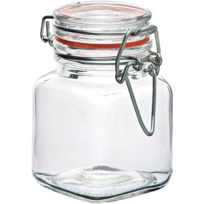 《Utopia》扣式玻璃密封罐(橘90ml)