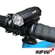 INFINI TRON 500 I-282P環境自動光感控500流明輕量鋁合金前燈-黑 product thumbnail 1