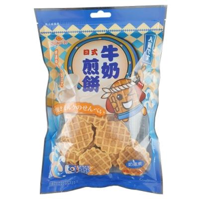 巧益 日式牛奶煎餅(130g)