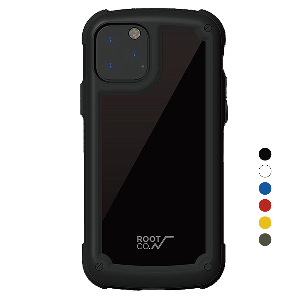 ROOT CO.Tough&Basic iPhone 11 Pro Max手機殼系列 product image 1