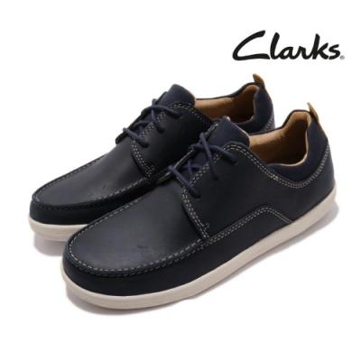 Clarks 休閒鞋 Un Lisbon Lace 男鞋