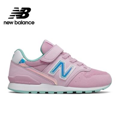 【New Balance】童鞋_中性_粉紅_YV996HPN-W楦