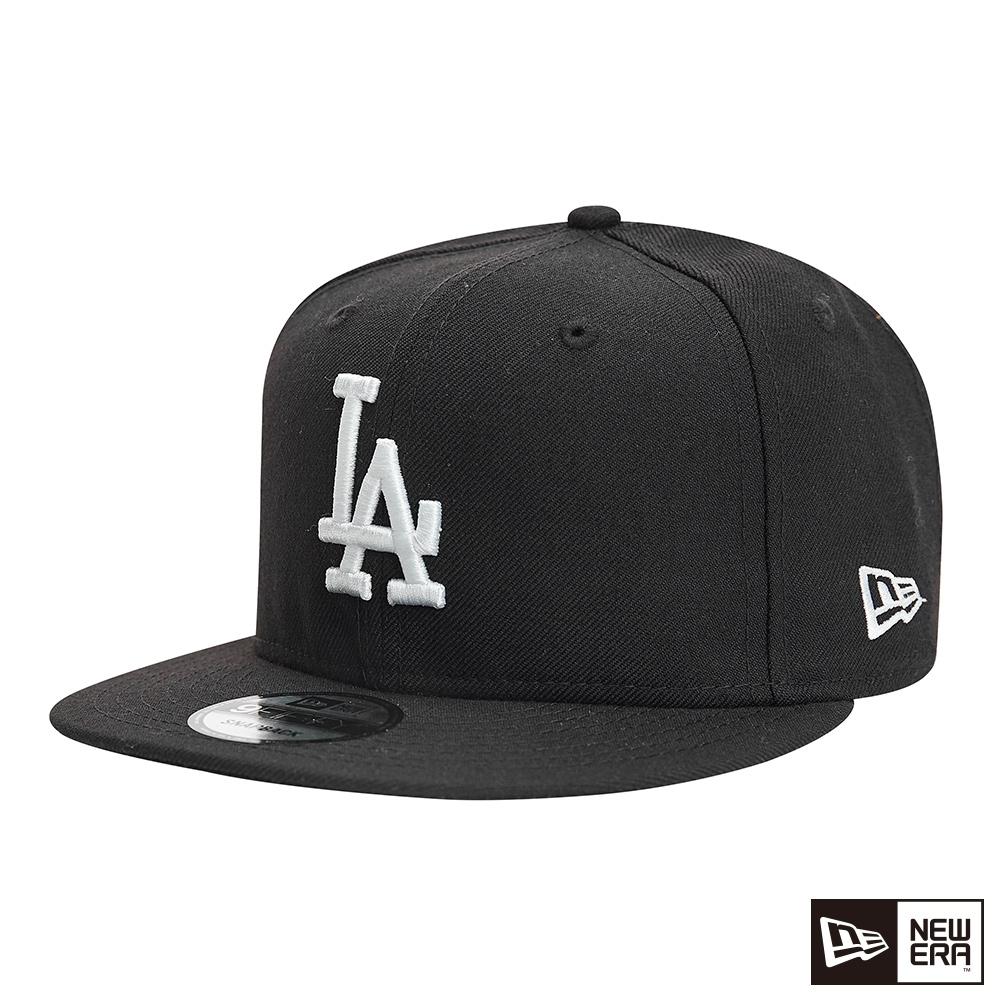 NEW ERA 9FIFTY 950 MLB WHITE ON 道奇 黑 棒球帽