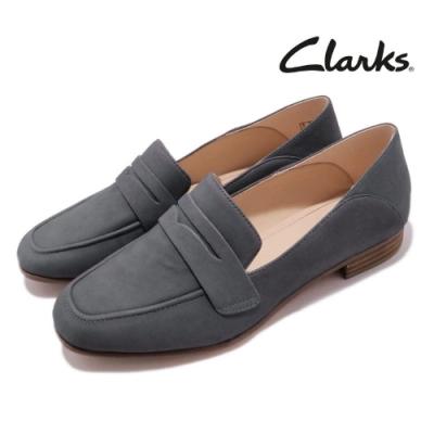 Clarks 低跟鞋 Pure Iris 正裝 真皮 女鞋