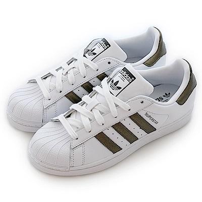 Adidas 愛迪達SUPERSTAR-休閒鞋-女