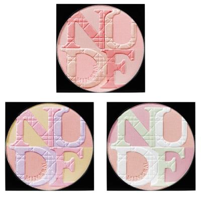 Dior迪奧 輕透光礦物蜜粉餅(10g)(TESTER 無盒版)
