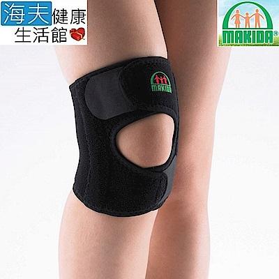 MAKIDA四肢護具 海夫xMAKIDA Breathprene 抗靜電 銀鍺能量 護膝
