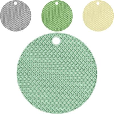 《KitchenCraft》網紋矽膠隔熱墊(莫蘭迪)