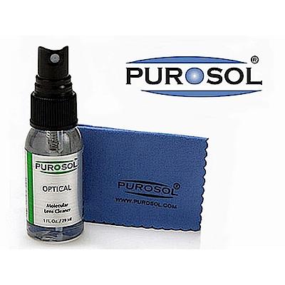 美國Purosol普洛索天然環保光學鏡片清潔液噴霧式清潔液鏡頭清潔液