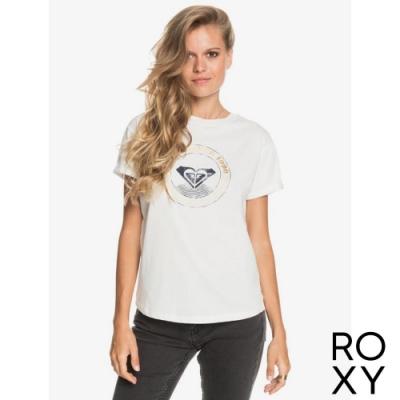 【ROXY】EPIC AFTERNOON CORPO 針織T恤 白色