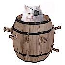 賽先生科學  Cat barrel 瘋狂貓咪桶 (貓咪玩具屋)