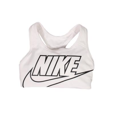 Nike 女 AS NIKE SWOOSH FUTURA BRA 有氧韻律BRA(背心)