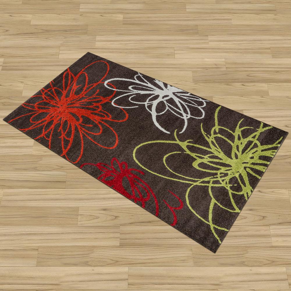Ambience 比利時manhattan床邊/走道地毯-煙幕(67x130cm)