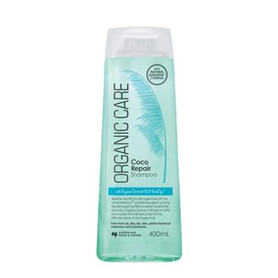 澳洲Natures Organics 植粹椰子修護洗髮精400ml