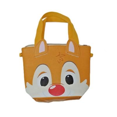 迪士尼松鼠蒂蒂側背-手提兩用小包 f0345 魔法Baby