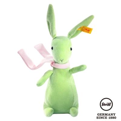 STEIFF德國金耳釦泰迪熊  Green Crazy Rabbit    綠色(瘋狂兔系列)