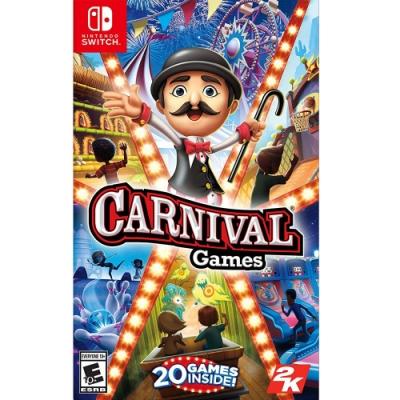 體感嘉年華 Carnival Games - NS Switch 中英文美版