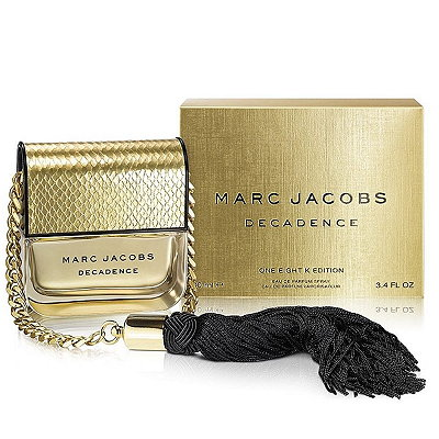 Marc Jacobs Decadence 不羈女郎18k金限量版淡香精 100ml