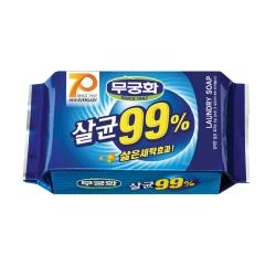 【韓國 MKH無窮花】抗菌洗衣皂
