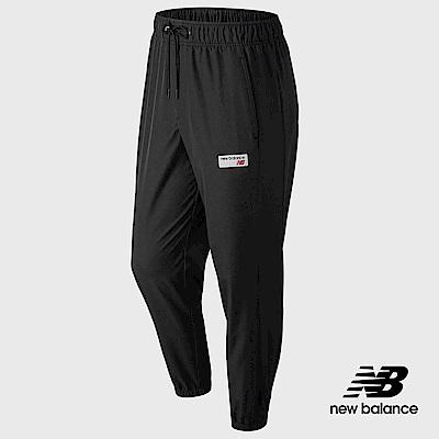 New Balance 長褲_AMP91507BK_男性_黑色