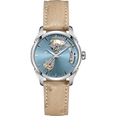 HAMILTON漢米爾頓爵士系列 OPEN HEART LADY機械錶 H32215840-36mm