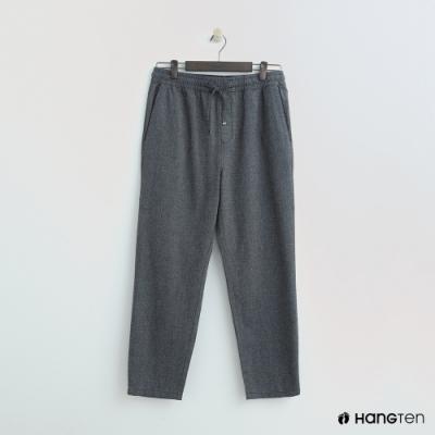 Hang Ten - 男裝 - 鬆緊休閒西裝褲 - 深灰