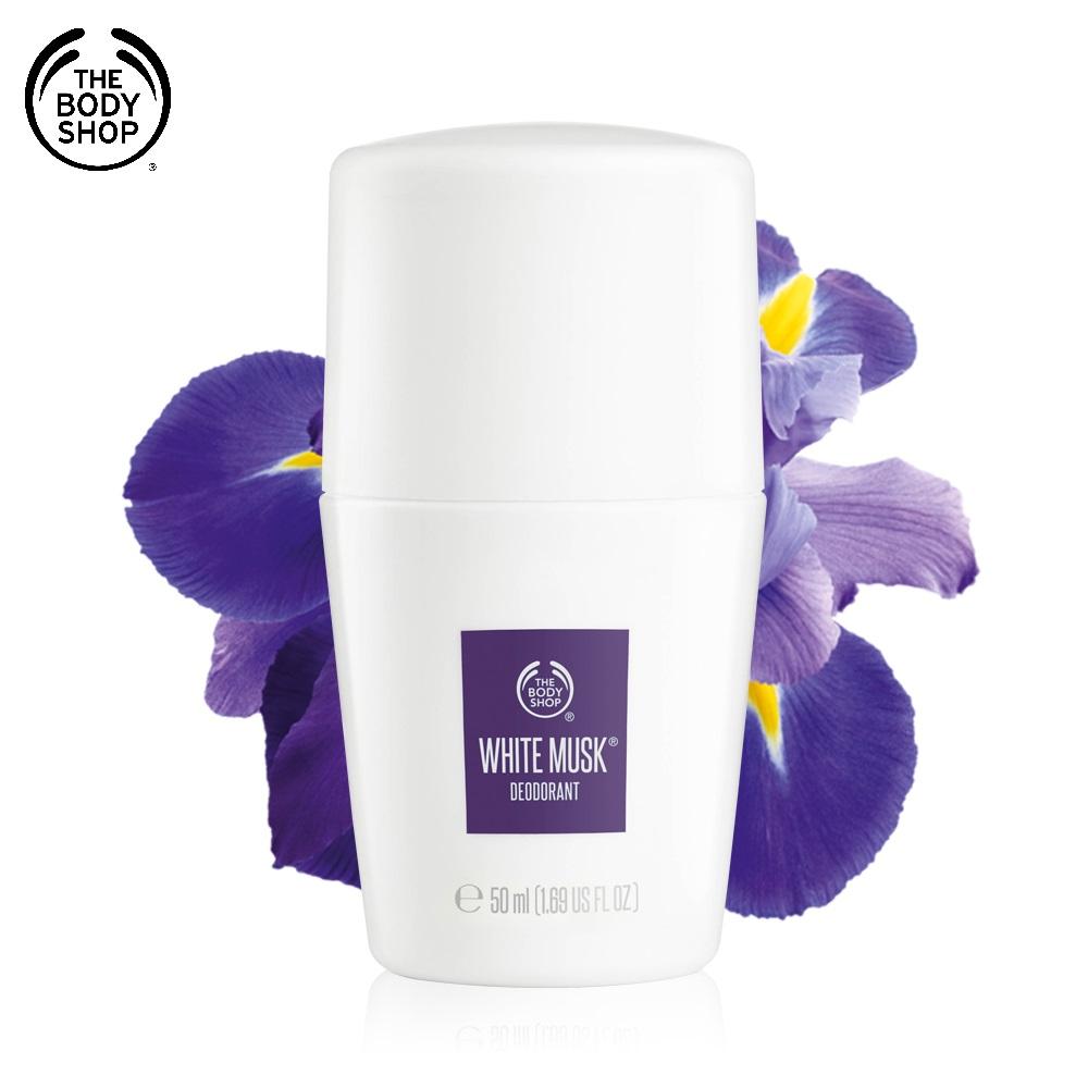 The Body Shop 白麝香體香劑-50ML