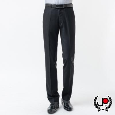 極品名店 英式典雅平面西褲_灰黑(BW882-1)