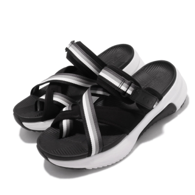 Skechers 涼拖鞋 Modern Jogger 2 女鞋