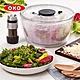 美國OXO 按壓式蔬菜香草脫水器(新版)(快) product thumbnail 2