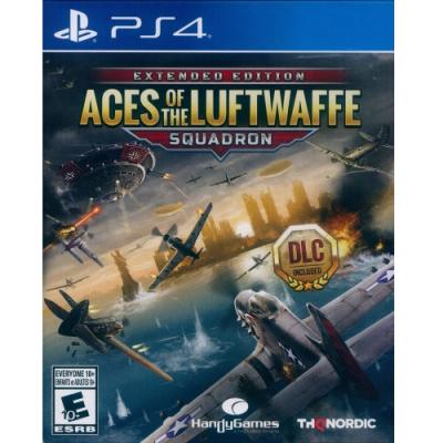帝國神鷹飛行中隊 完整版 Aces of The Luftwaffe - Squadron Extended Edition - PS4 英文美版