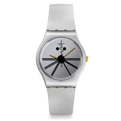 Swatch CNY系列手錶 CHEESE! SQUEAK SQUEAK! 芝芝吱吱