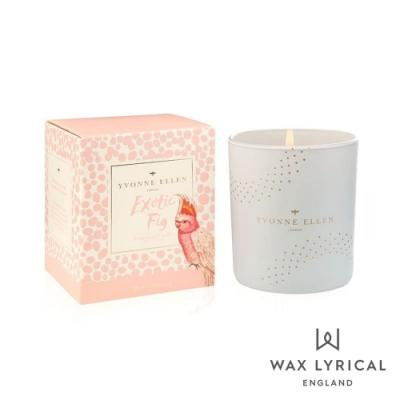 英國 Wax Lyrical 動物系列香氛蠟燭-異國風情鸚鵡 Exotic Fig 190g