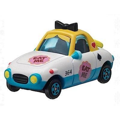 任選TOMICA 10週年夢幻愛麗絲_DS12959夢幻迪士尼小汽車
