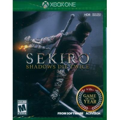 隻狼:暗影雙死 英文美版 SEKIRO: SHADOWS DIE TWICE - XBOX ONE 英文美版