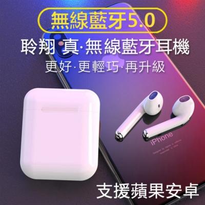 i9s無線藍牙耳機 彈窗版!真‧雙耳無線藍芽耳機  安卓皆通用