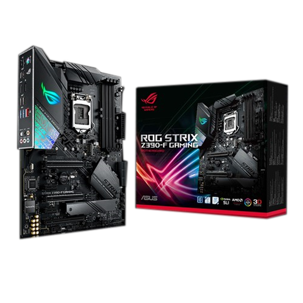 華碩主機板 ROG STRIX Z390-F GAMING @ Y!購物