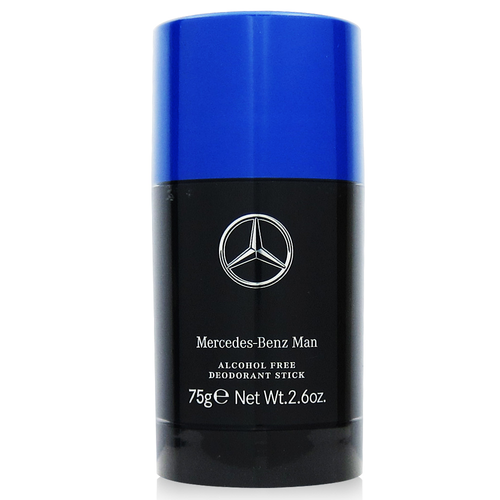 Mercedes Benz賓士 王者之星體香膏75g(法國進口)