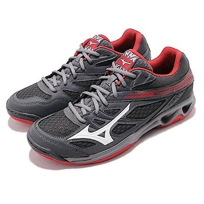 Mizuno 排球鞋 Thunder Blade 運動 男鞋