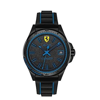 FERRARI 法拉利流行使者膠帶腕錶/42mm/FA0830423