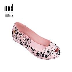 Melissa X Mickey 款娃娃鞋兒童款-粉色