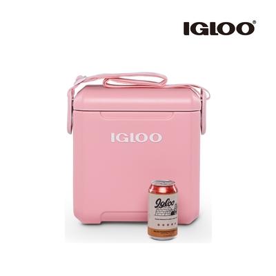 【IGLOO】TAG-ALONG TOO 系列二日鮮 11QT 冰桶 32659 粉色