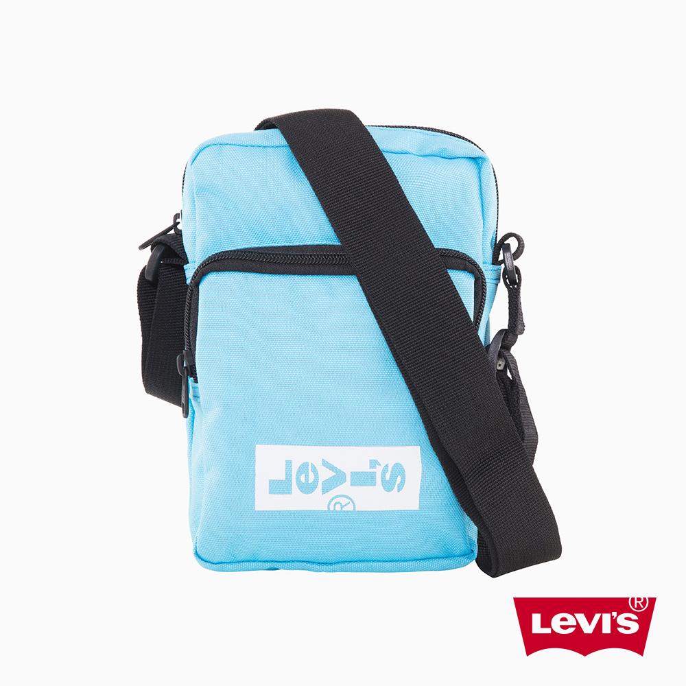 Levis 男女同款 側背包 經典Logo 600D高密度纖維