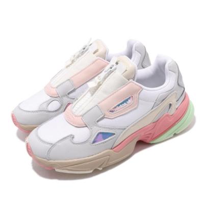 adidas 休閒鞋 Falcon Zip 老爹鞋 女鞋