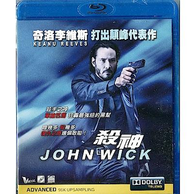 [預購]捍衛任務 (殺神) John Wick 藍光 BD