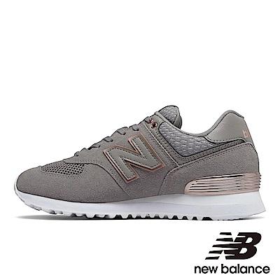 New Balance 復古鞋 WL574FSC 女 灰