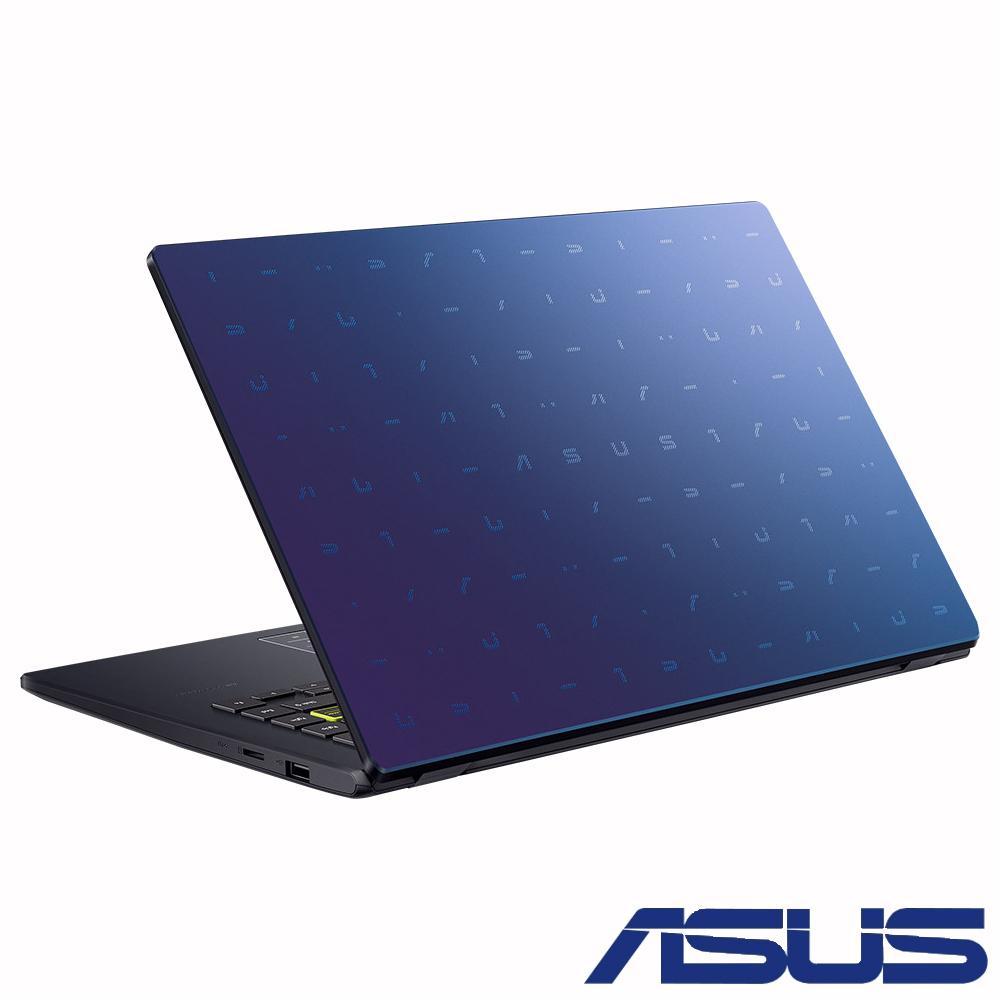 ASUS E210MA 11.6吋筆電 (N4020/4G/64G eMMC/Win10 HOME S模式/LapTop/夢想藍)
